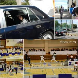 フェンシング競技